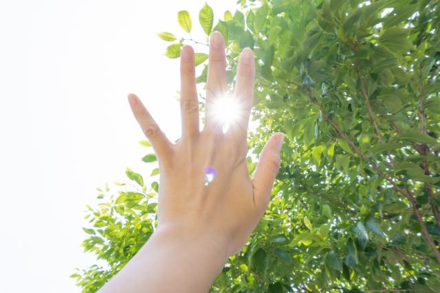 光脱毛をしているとき、日焼け止めを選ぶときのポイント